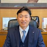 代表取締役社長 柴田 洋忠 Shibata Hirotada
